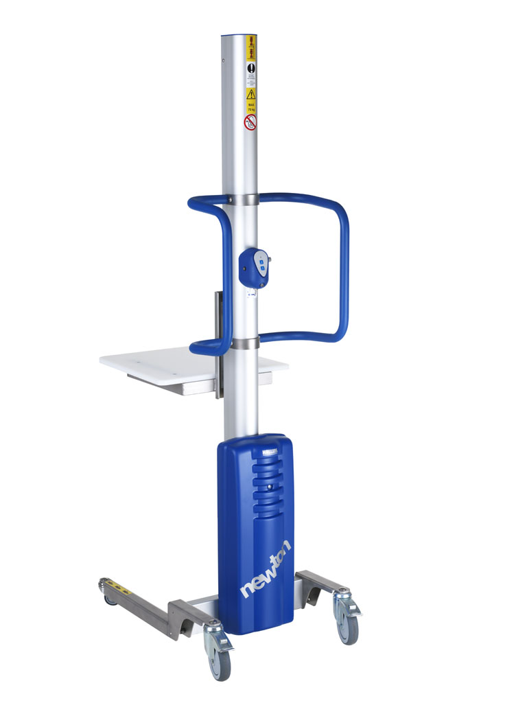 Lifting trolleys for commercial kitchens - strong, sturdy & easy to