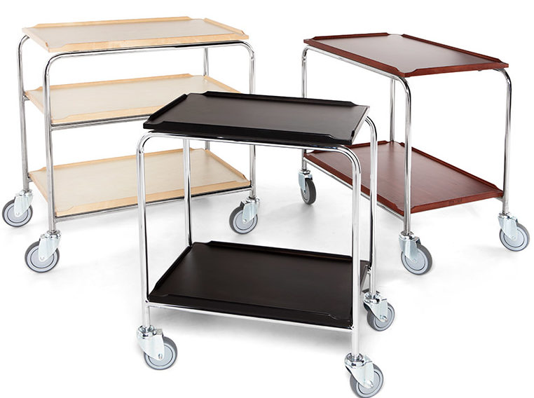 Minirullbord och rullbord med laminatskivor