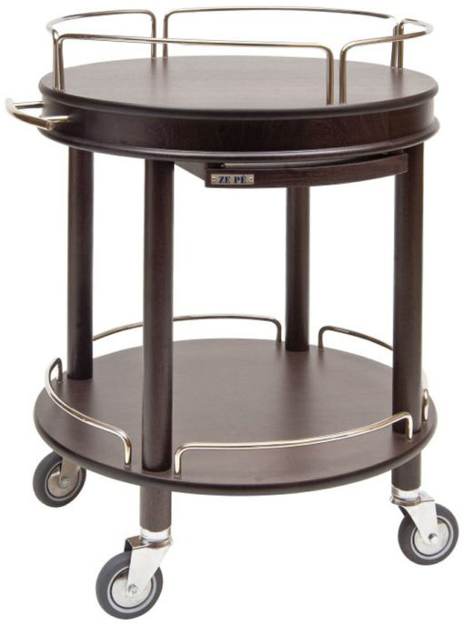 Roma base round with bar top