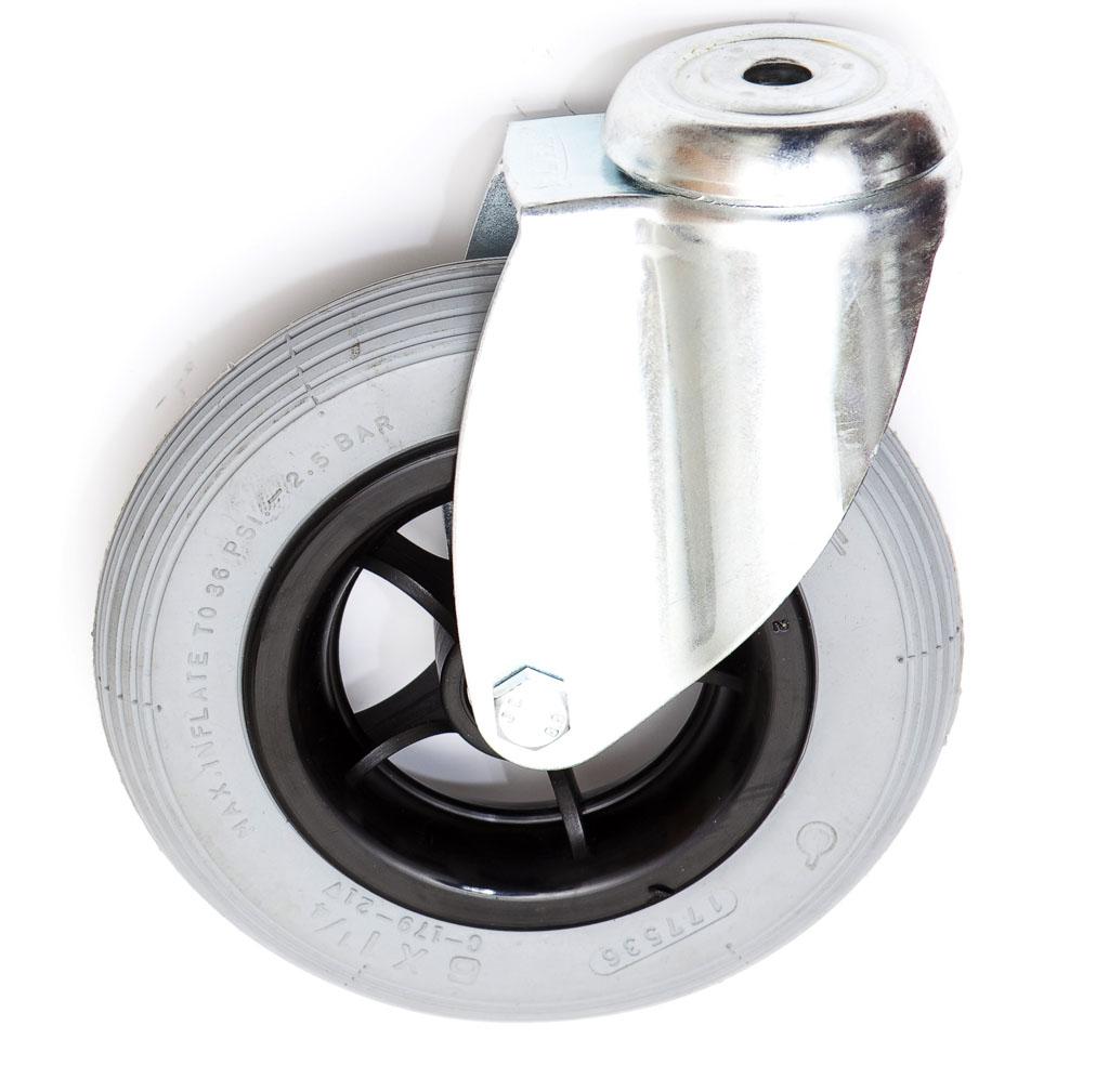 PU-skum hjul med skumfylld innerslang