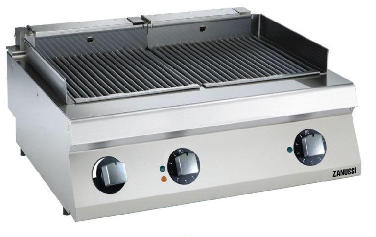 Vaporgrill EVO900, el HP bänkmodell, 800 mm
