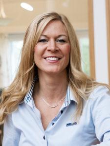 Jenny Syrén, Support Industri på Hallins